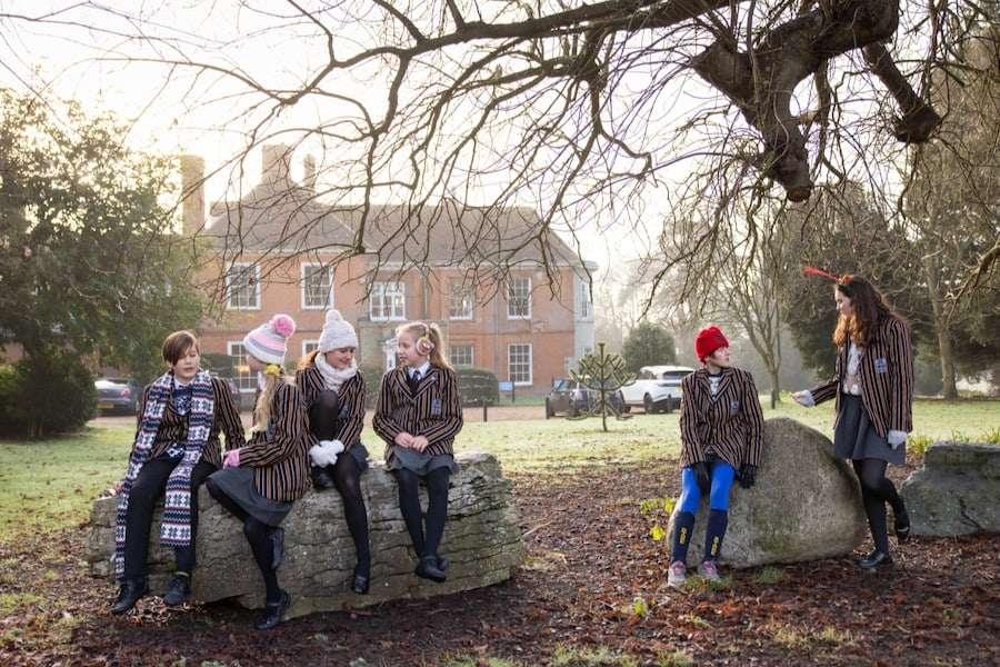 Christmas at Stoke College