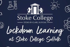 Lockdown learning at Stoke College