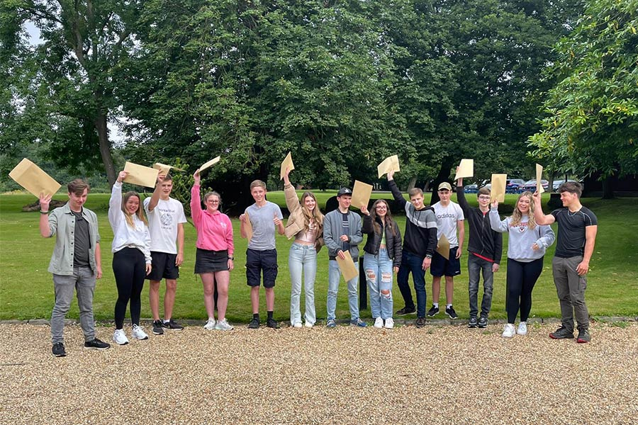 Stoke-College-GCSE-Results